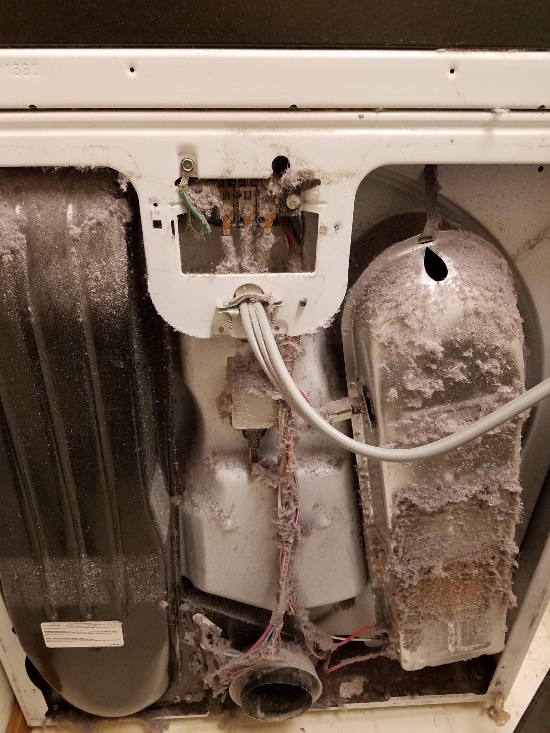 Dryer Vent Services Cincinnati Oh Abc Services Llc