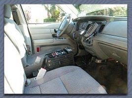 interior car image