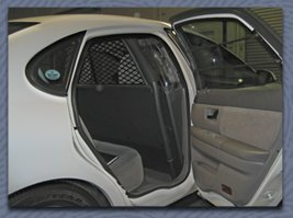 safety grid in all vehicles