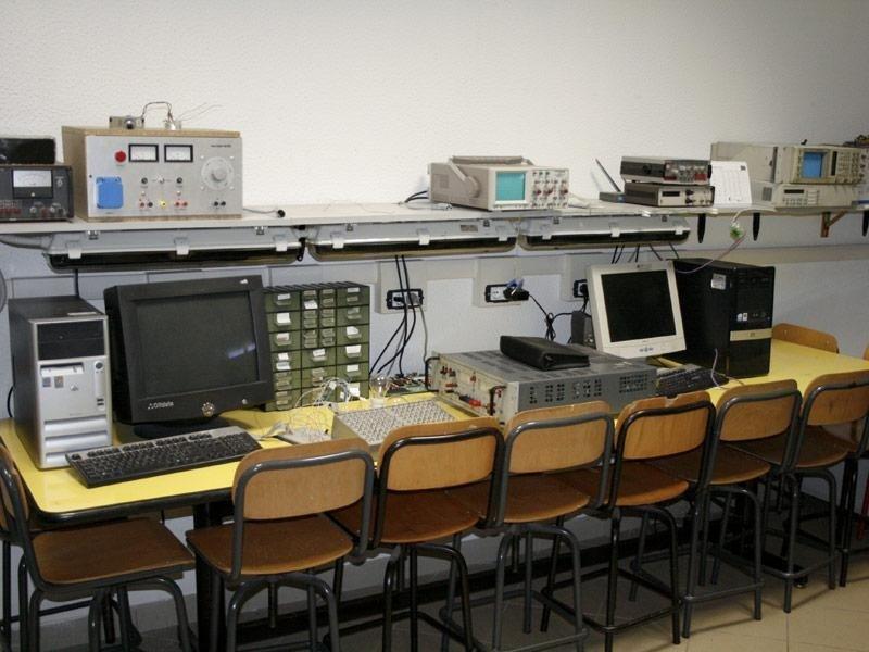 Sala controllo dell
