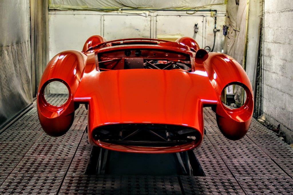 auto da corsa storica