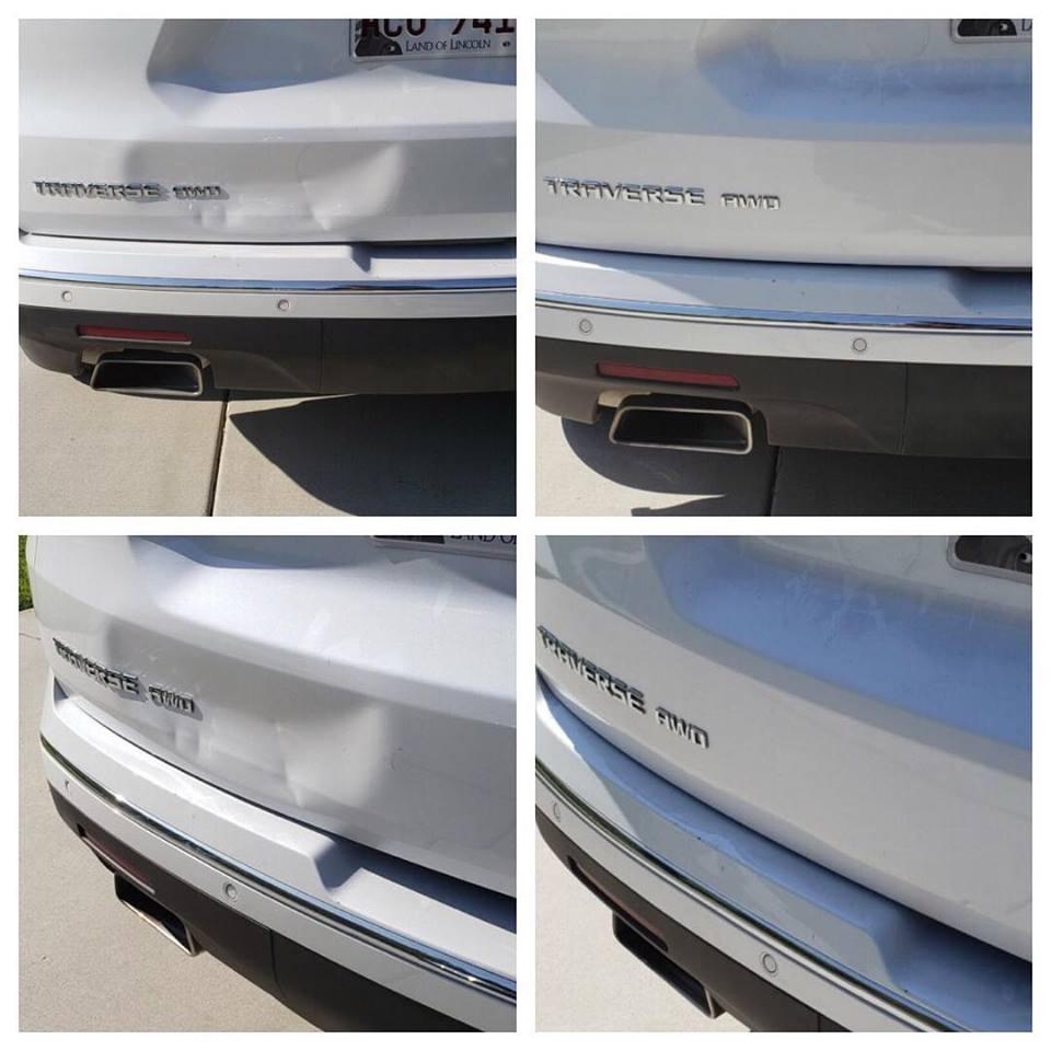 Paintless Dent Removal Hail Repair Auto Body Denver