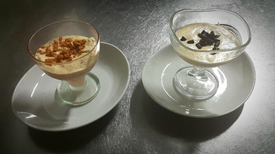 dessert al bicchiere