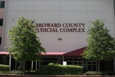 Broward County Courthouse mold problems