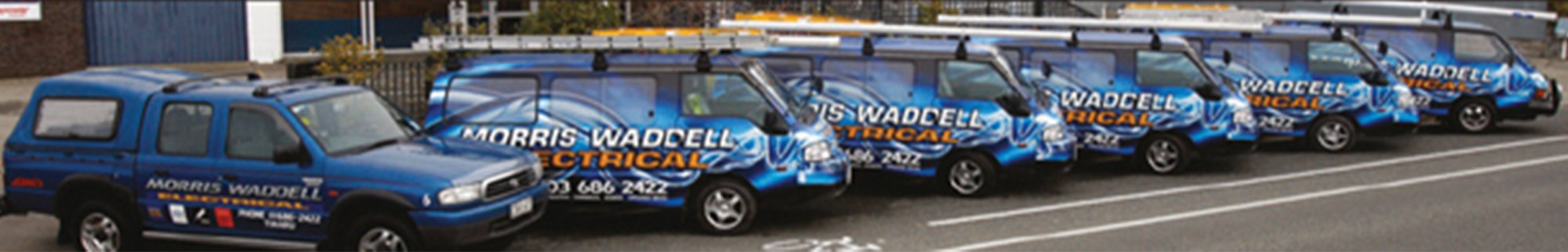 Morris Waddell electrical service