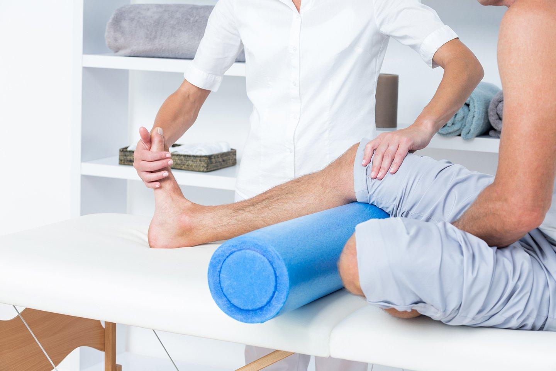 riabilitazione al piede