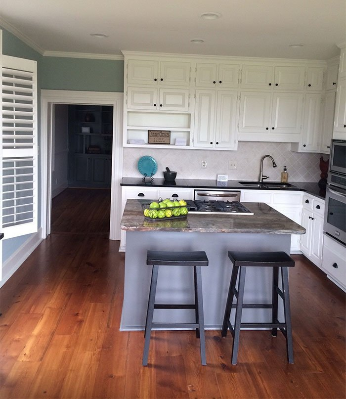 Replace Or Refinish Kitchen Cabinets: Kitchen Cabinet Refinishing & Painting Charlotte