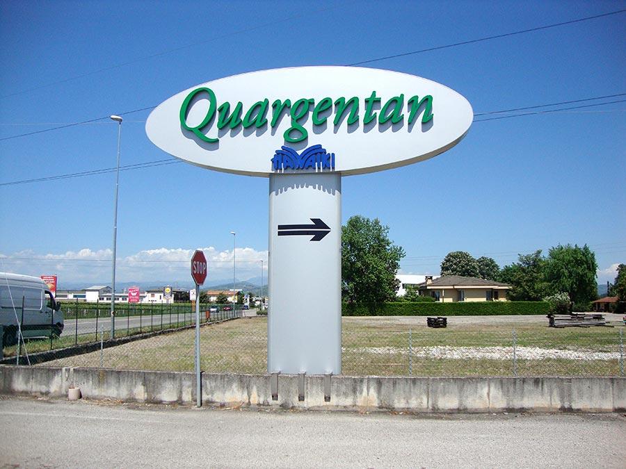 Totem Quargentan