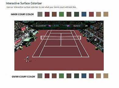 Tennis Court Resurfacing Hillsborough, CA