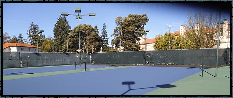 Tennis Court Resurfacing Lafayette, CA