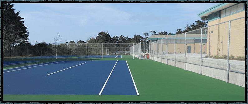 Basketball Court Resurfacing Hillsborough, CA