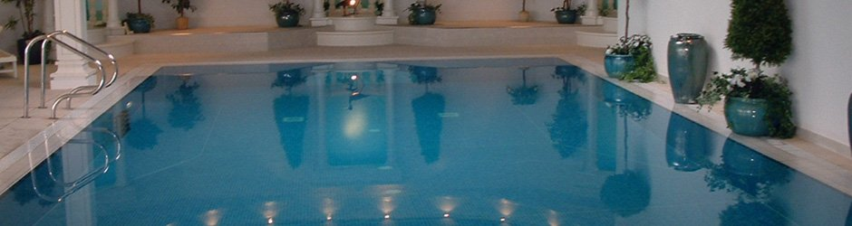 Indoor pools designed for your home by Westcountry Leisure