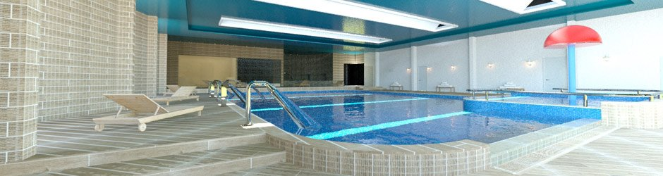 Pools specifically designed and built for you by Westcountry Leisure