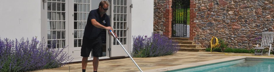 Water analysis comes as standard with a maintenance package from Westcountry Leisure