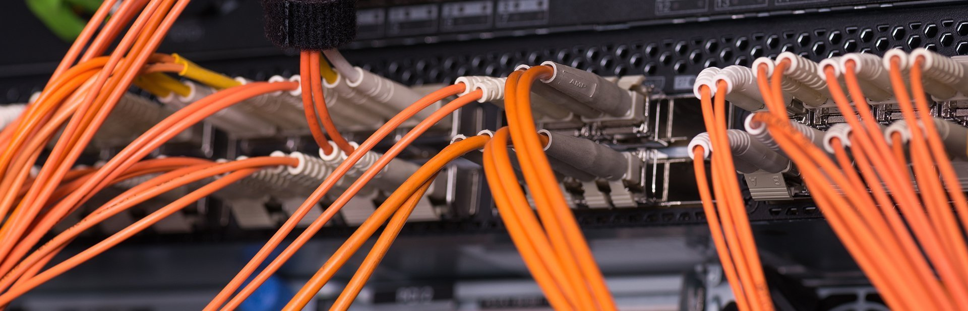 Structured Cabling Services In Norfolk Wiring Panels Solutions