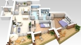 ristrutturazione abitazione, abitazione privata, architetto