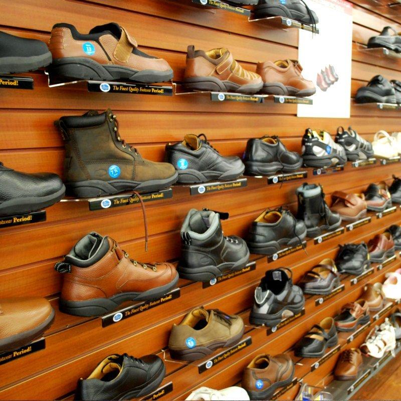 diabetic shoes North Tonawanda, NY