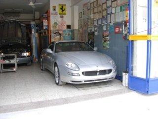 Maserati Cambio corsa