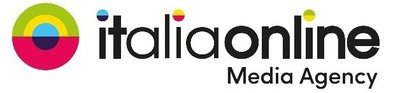 Italia online media agency logo