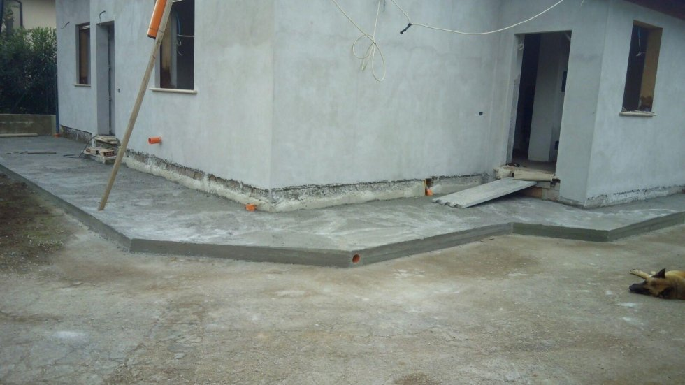 ristrutturazione casale rustico