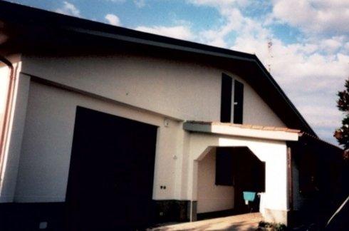 villa con box
