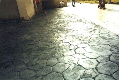 pavimentazioni irregolari