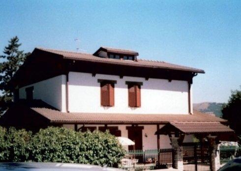 villa con solaio