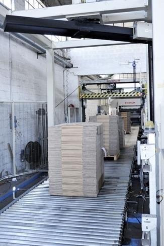 Macchinari per realizzazione scatole in cartone