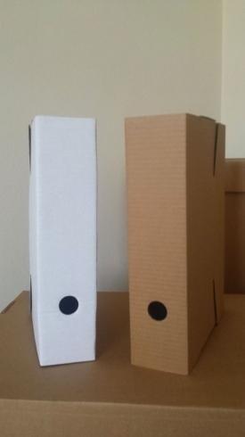 Contenitori di cartone