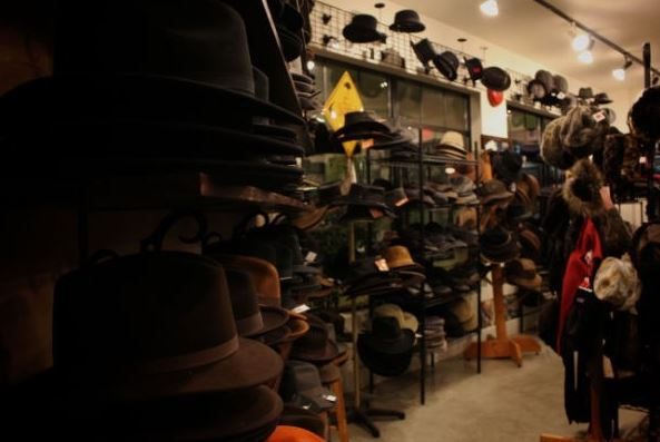 Our selection of men's and women's hats