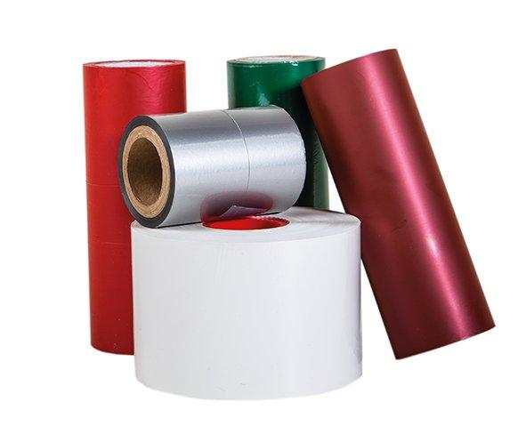 Ribbon colorati