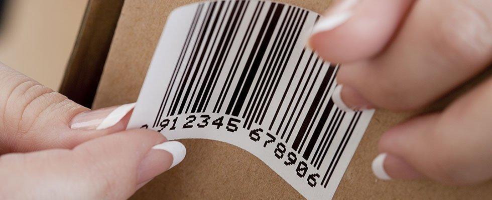 etichette codice a barre