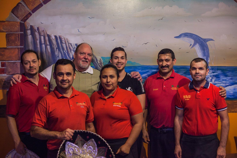 Cozumel Grill Mexican Restaurant staff