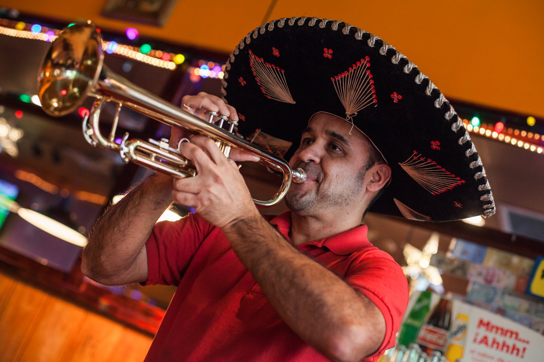 Cozumel Grill Mexican Restaurant mariachi
