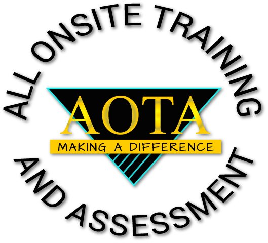 all onsite training logo