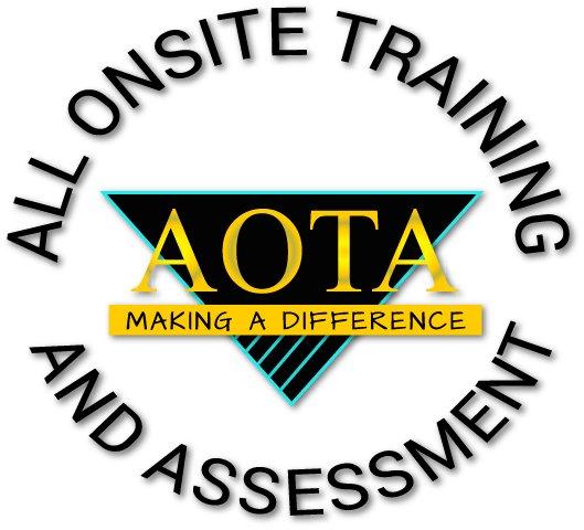 all onsite training logo