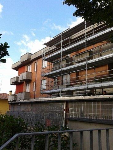 manutenzione stabili, verniciature edili