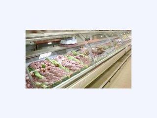 banchi frigoriferi alimentari
