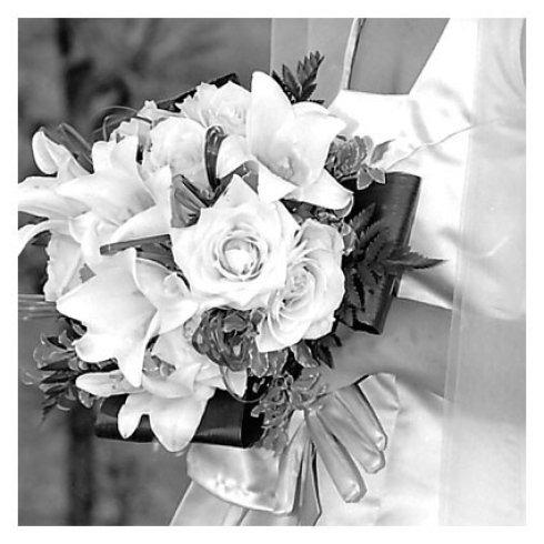 composizione di fiori da sposa