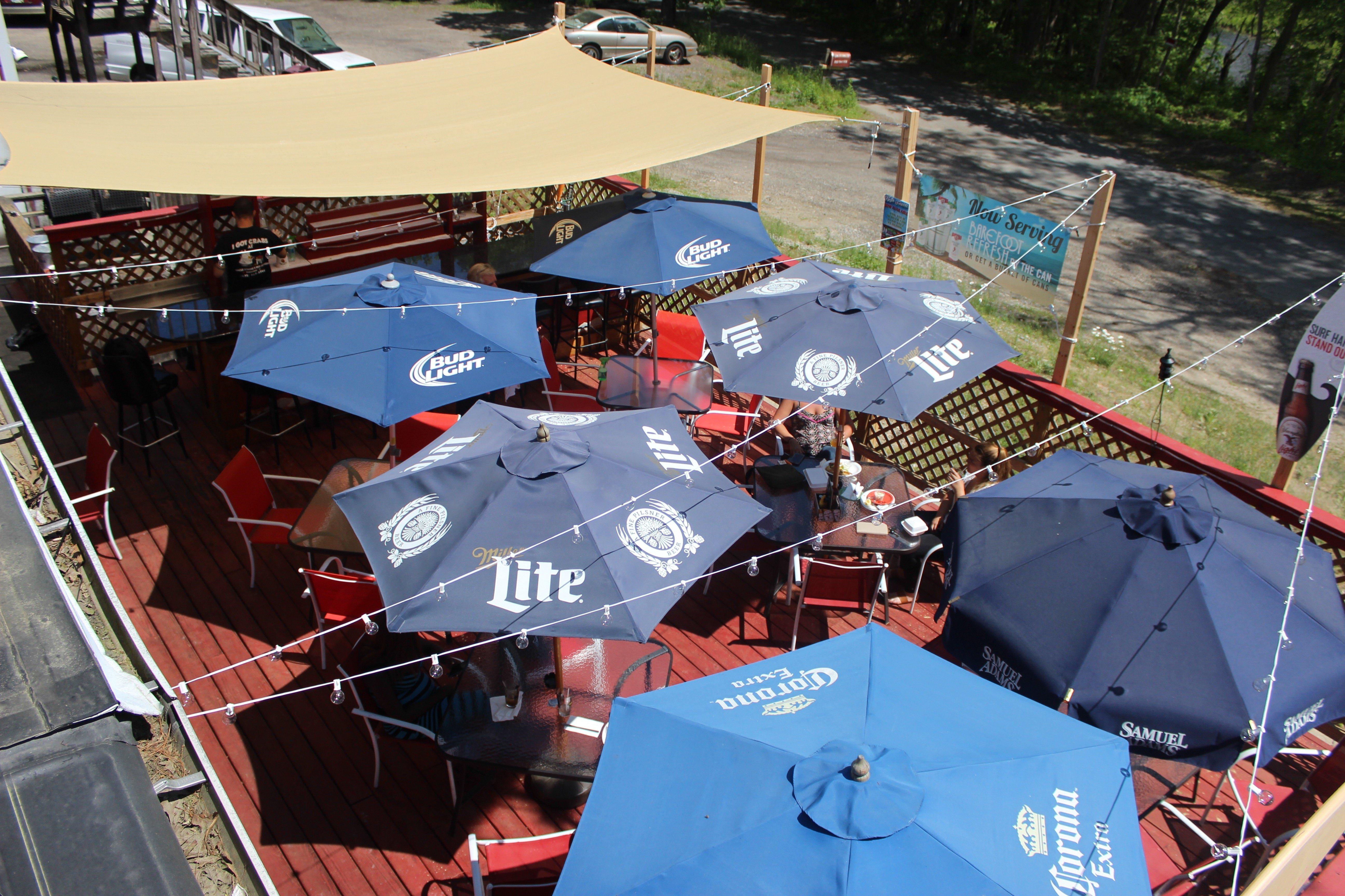 outside deck open in burriville nasonville north smithfield woonsocket