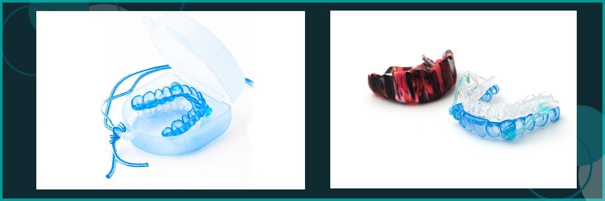 belmont denture clinic mouth guards