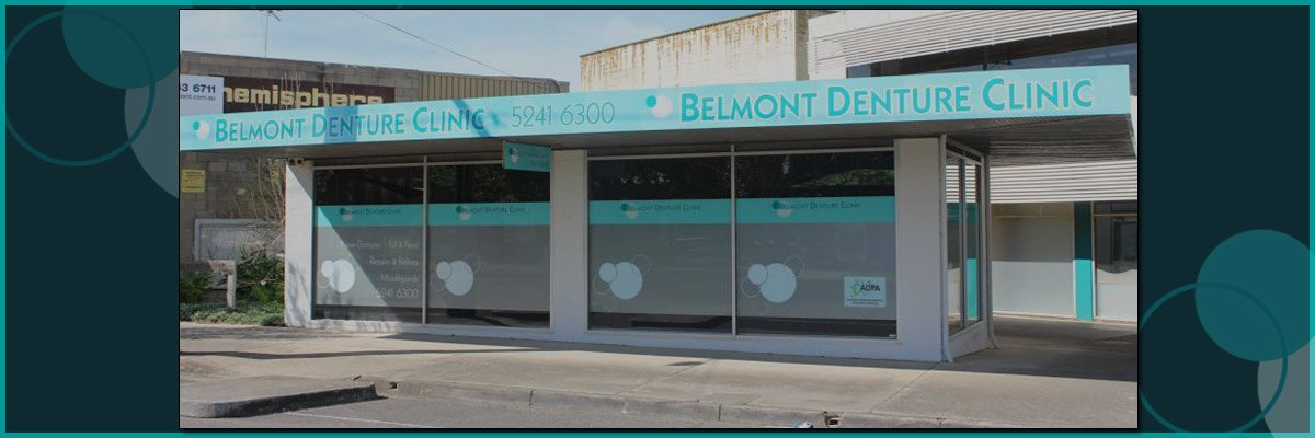 belmont denture clinic hospital front