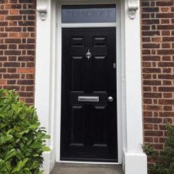 door installation & For uPVC doors call Homecrest Windows