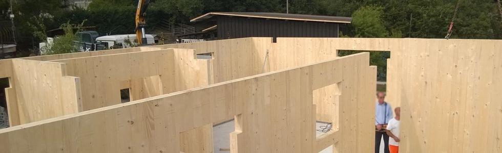 case in legno potenza