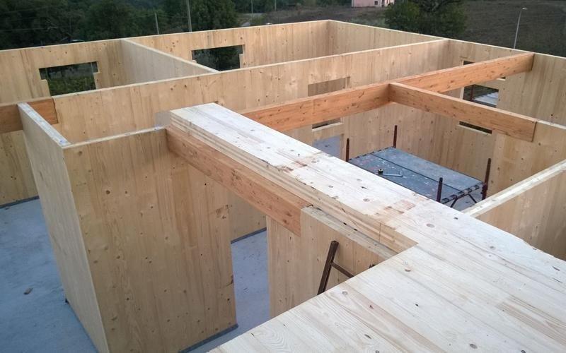 case di legno potenza