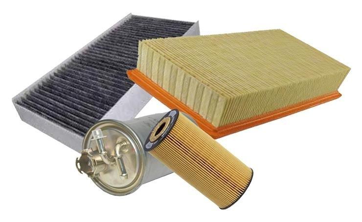 filtri e candele per il vostro tagliando