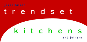 jason bilson trendset kitchens and joinery logo