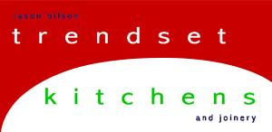 jason bilson trendset kitchens and joinery logo
