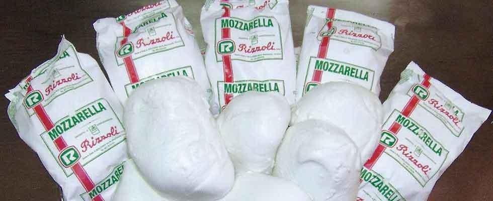 Mozzarelle Rizzoli