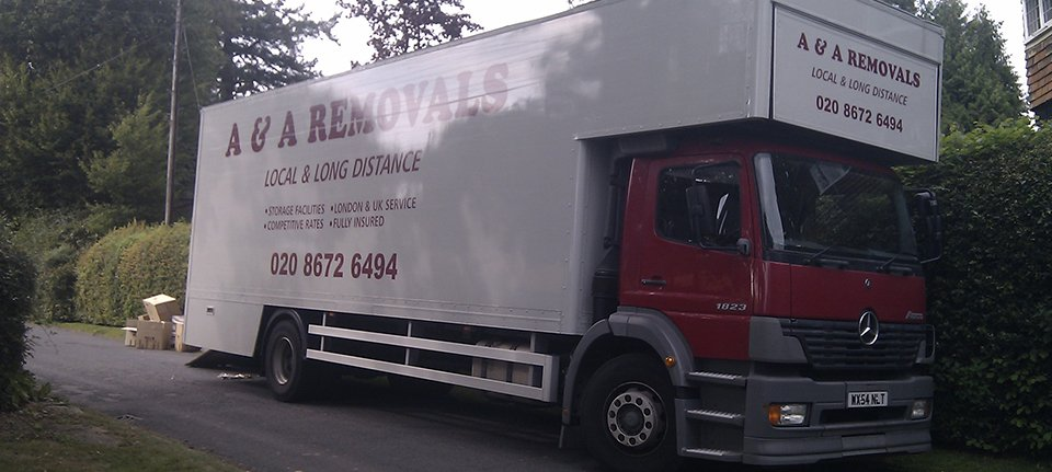 Removals specialists